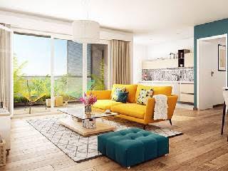 Appartement 4 pièces 78,29 m2