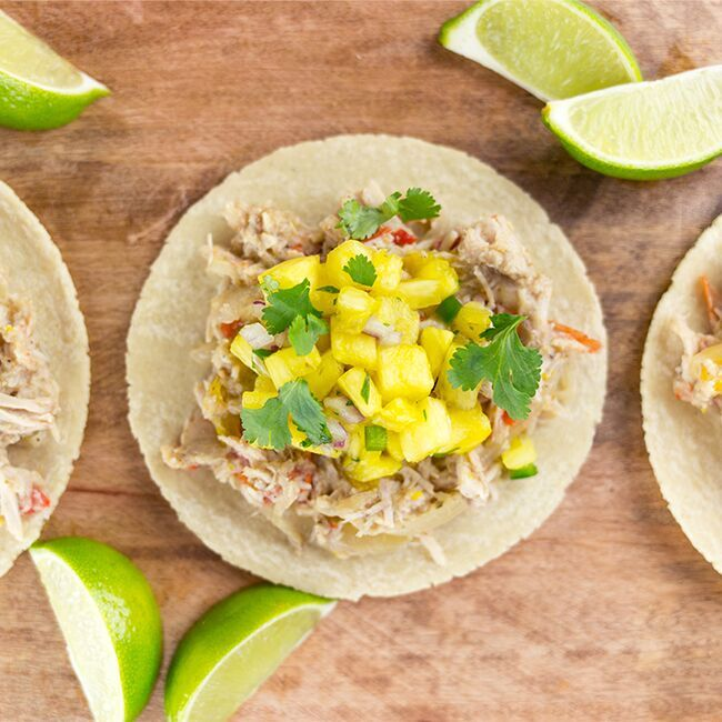 ... pork slow cooker pernil pork slow cooker pork tacos with pineapple