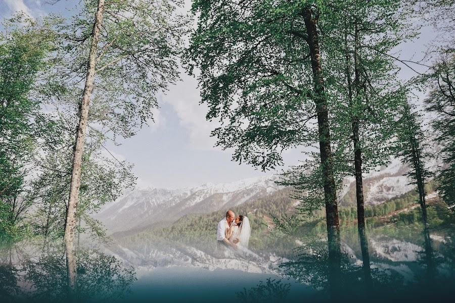 Bröllopsfotograf Slava Semenov (ctapocta). Foto av 07.05.2019