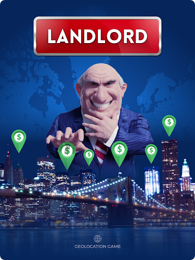 Landlord Tycoon - Money Investing Idle with GPS 2.2 screenshots 13