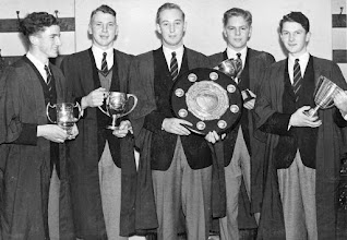 Photo: PGS House Prizes  1951