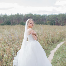 Wedding photographer Ekaterina Dyachenko (dyachenkokatya). Photo of 30.11.2017