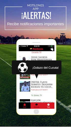 Cu00facuta Noticias - Futbol del Cu00facuta Deportivo 1.0 screenshots 2