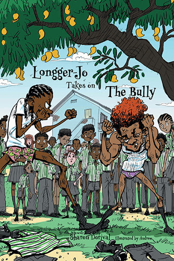 Longger-Jo Takes on The Bully cover