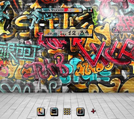 Graffiti Wallpaperuff06icon 1.0.0 Windows u7528 1