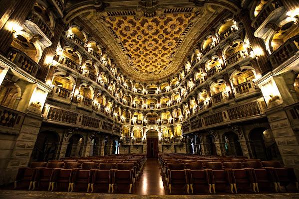 Teatro Mantova di Doriana Frau