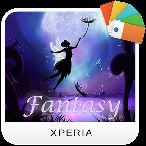 XPERIA  THEME Fantasy Gratis