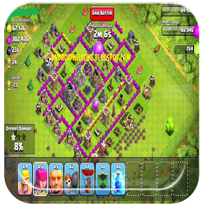 Update Strategie coc 2015 for PC and MAC
