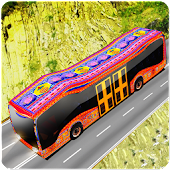 Coach Bus Simulator Drive 3D