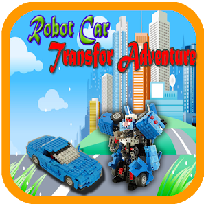 Robot Car Transfor Adventure for PC and MAC