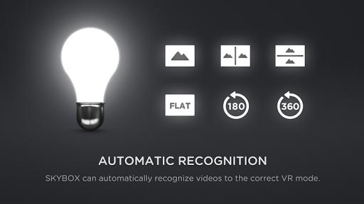 SKYBOX VR Video Player  screenshots 6