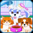 Puppy & kitty salon APK