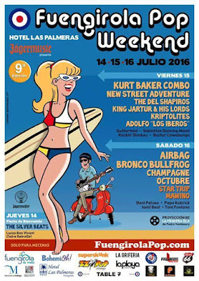 Fuengirola Pop Weekend
