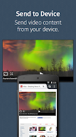 Screenshot of Firefox Beta - Web Browser