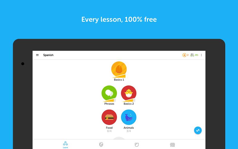 Duolingo: Learn Languages Free Screenshot 6