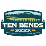 Logo of Ten Bends Beer Green Fountains