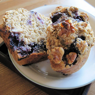 Blueberry Banana Bran Muffins Recipes