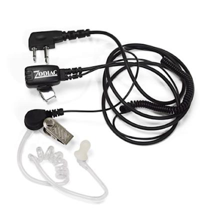 Secret service headset til Zodiac Freetalk Radio