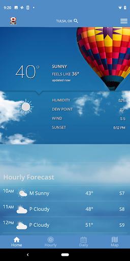 KTUL Weather Apk 1