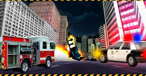 消防卡车模拟2016年