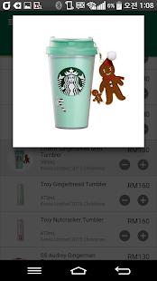 Tải Game Quick shop for Starbucks Holic