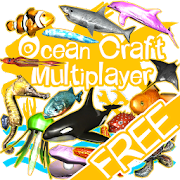 Ocean Craft Multiplayer Free Online