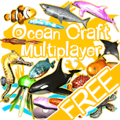 Ocean Craft Multiplayer Free