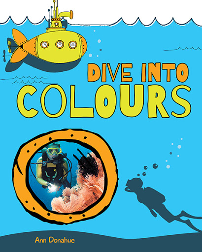 Dive Into Colours cover