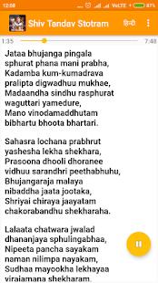 Shiv Tandav Stotram with Audio and Lyrics - náhled