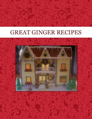 GREAT GINGER RECIPES