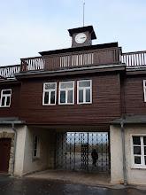 Photo: Gedenkstätte Buchenwald, Torgebäude