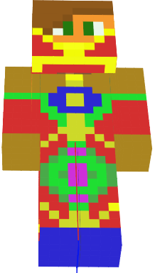 This is my skin