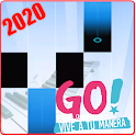 Go! Vive A Tu Manera Piano Tiles 2020 icon