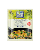 Blue Dragon Woksaus Lemongrass & Chili 120 g