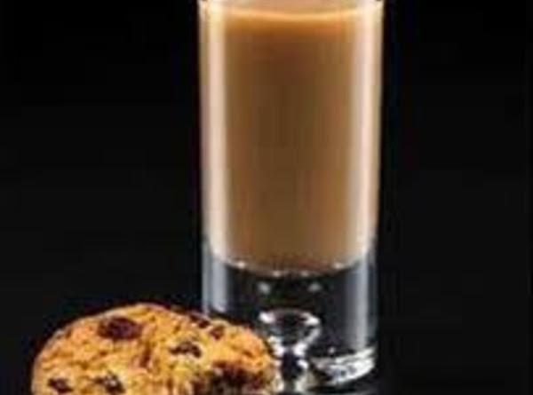 Oatmeal Cookie Shot Recipe