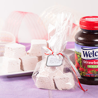 Homemade Jelly Marshmallows