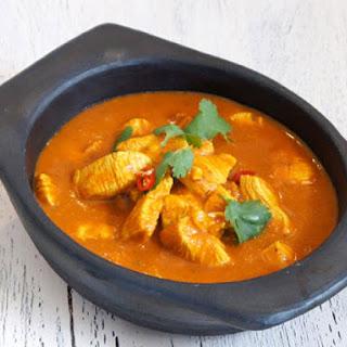 Express Korma Butter Chicken