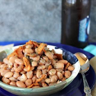 Slow Cooker Gluten Free Pinto Bean.