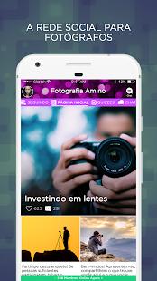 Fotografia Amino em Português - náhled