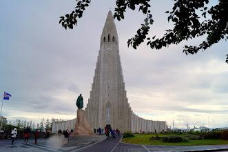 Photo: Hallgrímskirkja, Reykjavik