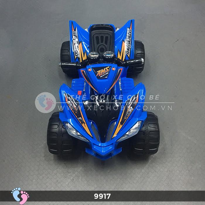 Xe moto điện trẻ em 9917 11