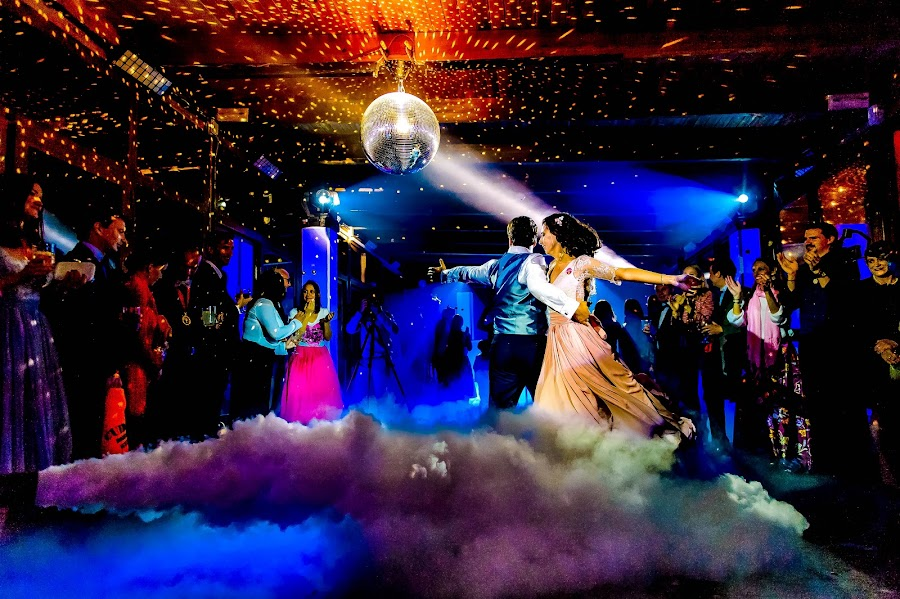 Wedding photographer Alberto Sagrado (sagrado). Photo of 08.02.2017