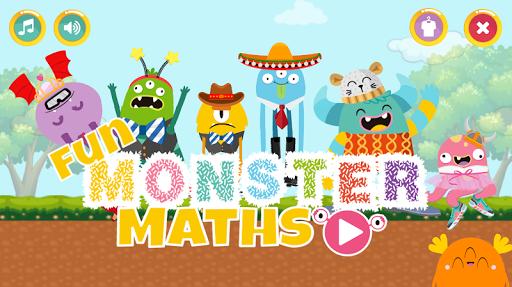 Fun Monster Math 1.27 screenshots 2