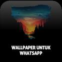 Wallpaper untuk WA (WhatsApp) icon