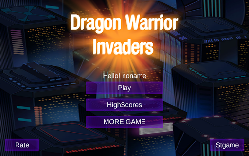Dragon Warrior Invaders