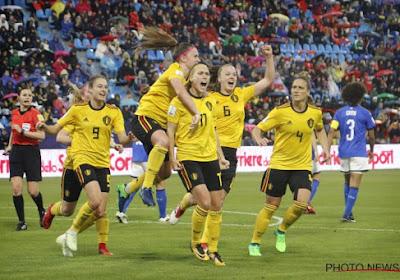 La Belgique ne bouge pas au classement FIFA