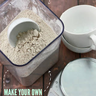 How to Make Your Own Gluten Free Flour Blend.