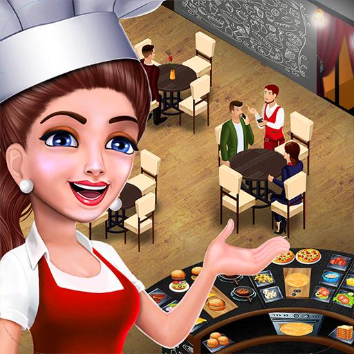 Super Chef Kitchen Story Restaurant Cooking Games
