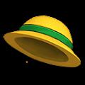 ようちえんの帽子