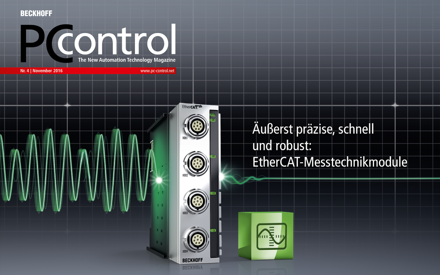 PC-Control Magazin- screenshot